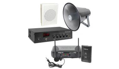 Sisteme sonorizare biserica