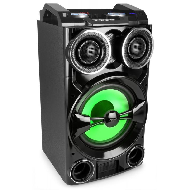 "Boxa activa 150W RMS 10"" Bluetooth LIVE102"